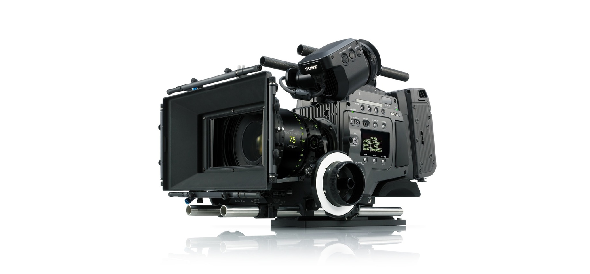 Sony's F65 CineAlta camera