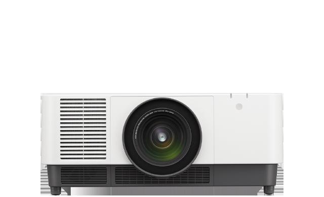 Sony laser projectors