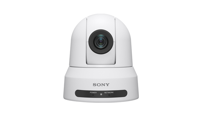 Product image showing Sony PTZ camera.