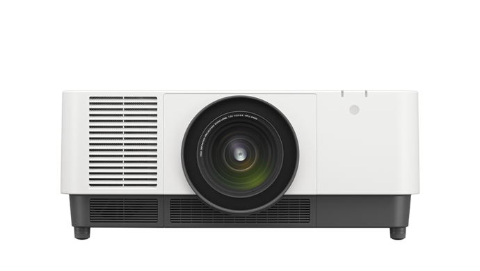 Product image showing Sony VPL-FHZ90L projector.