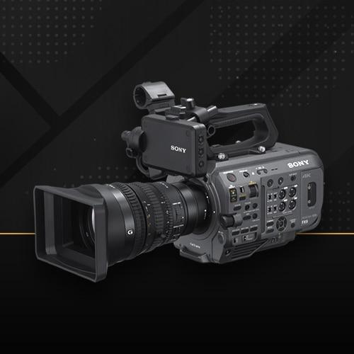 PXW-FX9 full-frame Camcorder