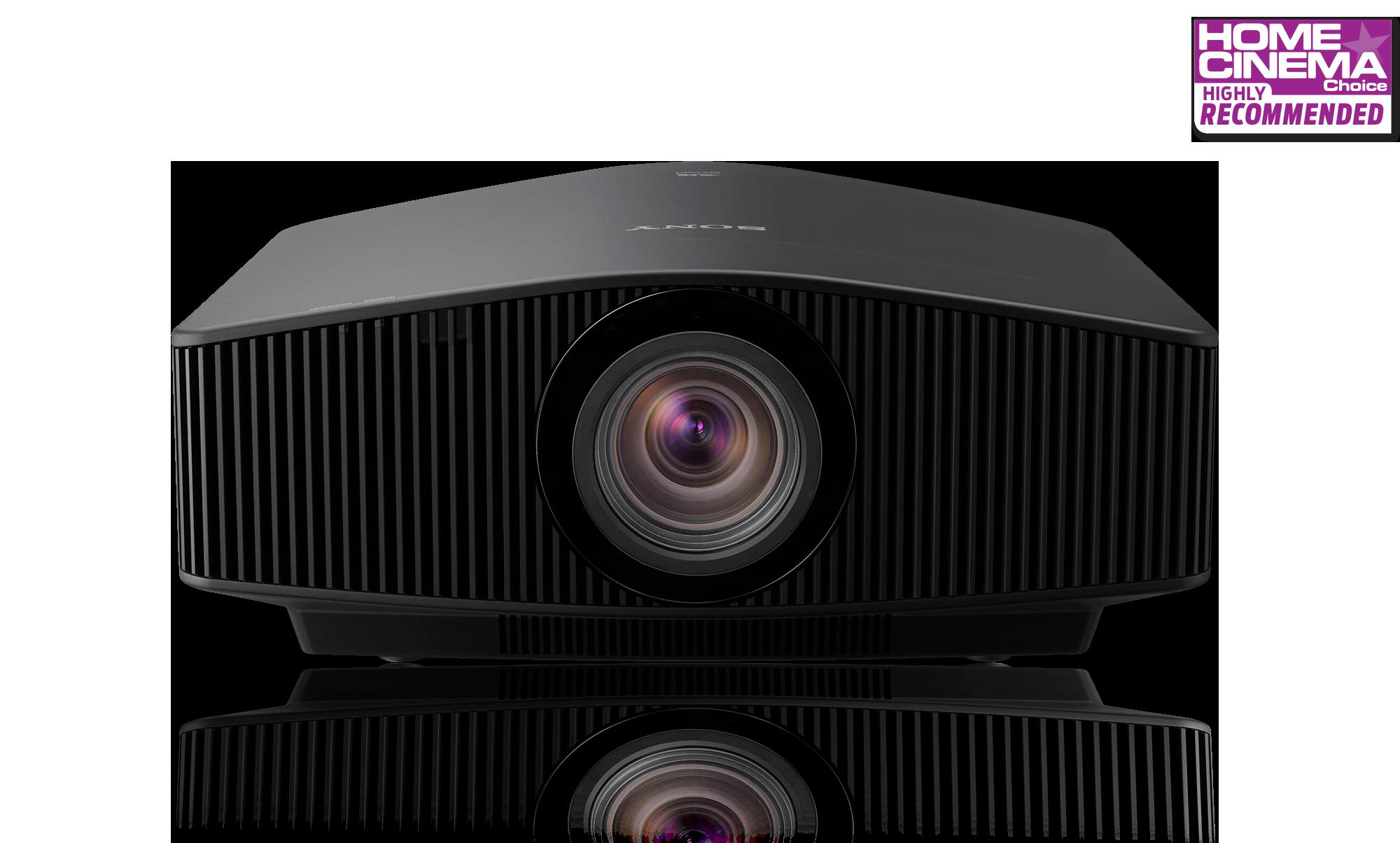 Vista frontale del proiettore Home Cinema VPL-VW870ES