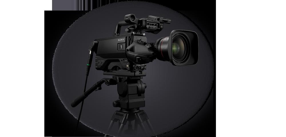 Super 35‑mm 4K CMOS Sensor Camera with Global Shutter