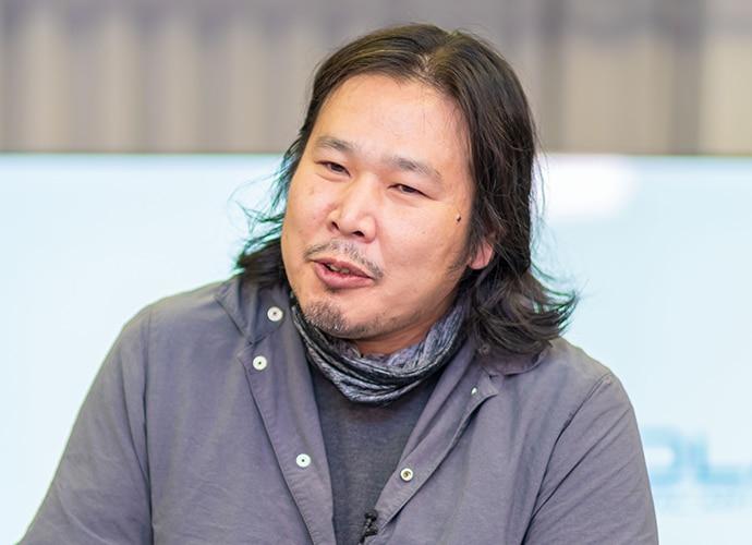 Portrait image of Koya Takashi