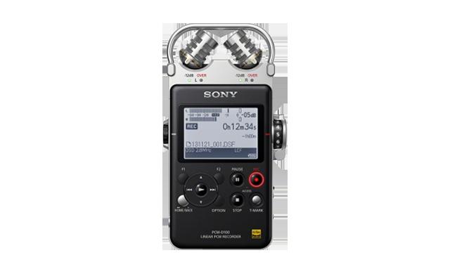 Portable Digital Recorders