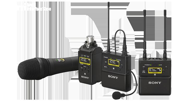 UWP-D Wireless Series