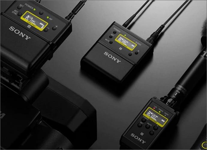 Sony Wireless Audio receivers.