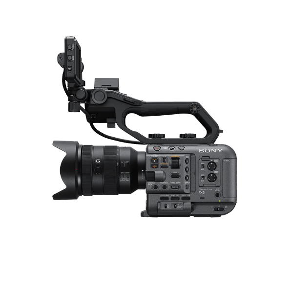ILME-FX6 compact full-frame cinema camera
