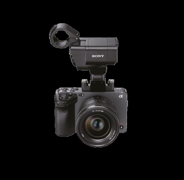 ILME-FX3 ultra-compact full-frame cinema camera