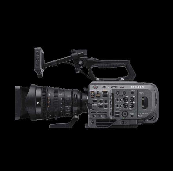 PXW-FX9 full-frame 6k sensor camcorder