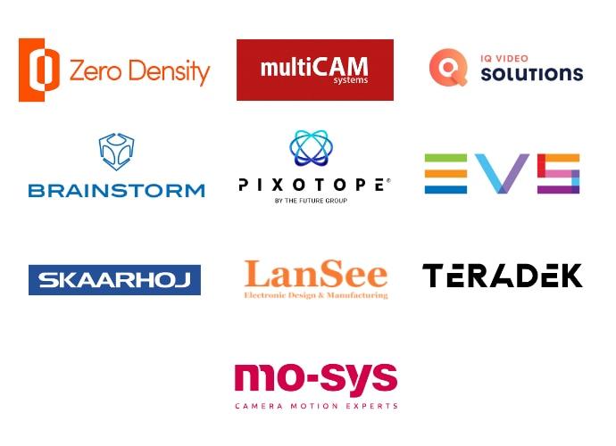PZT partner logos