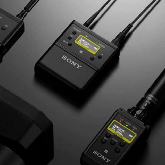 UWP-D wireless audio kit
